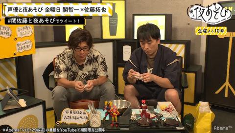【声優動画】  関智一さん、生放送で「ピー」を被せられない際どい発言!?