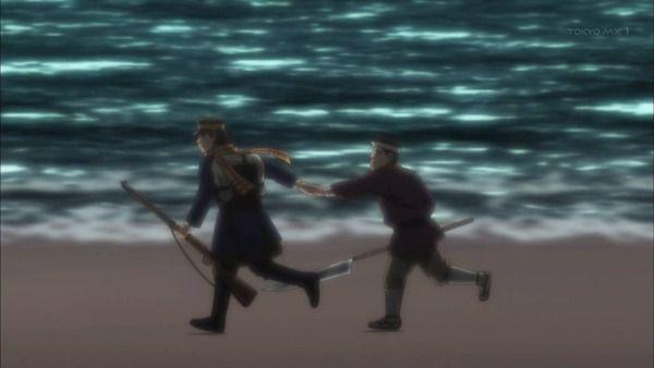 『ゴールデンカムイ』9話感想 煌めく杉本と辺見!BGMが荘厳すぎる!