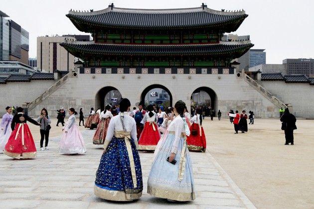 夏休みの海外旅行先、韓国を選ぶ人が急増