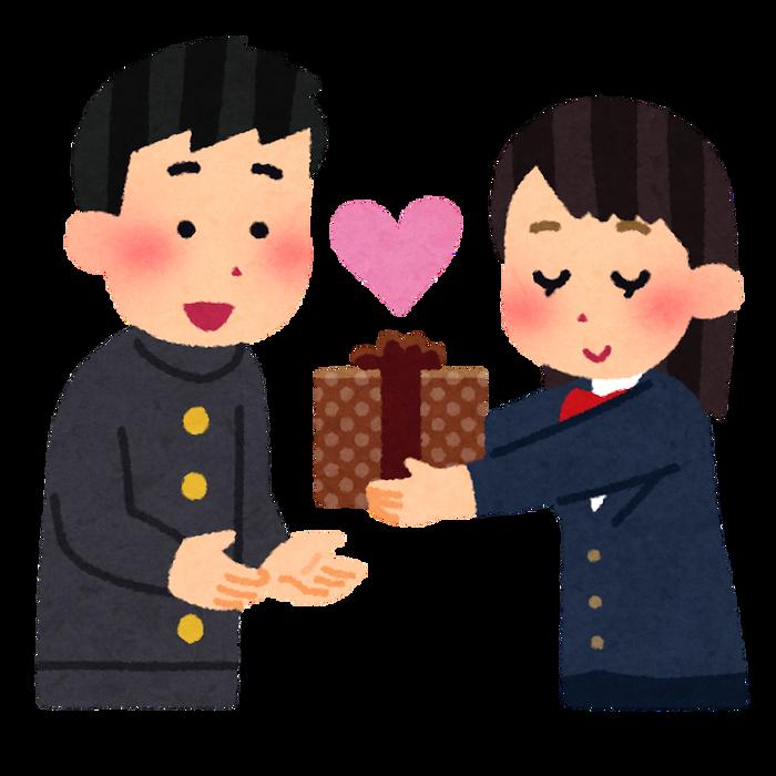 【紹介記事・アニメ】 - 胸がはちきれそうなバレンタイン女子が話題に!!!うおおおおおおおおおおお