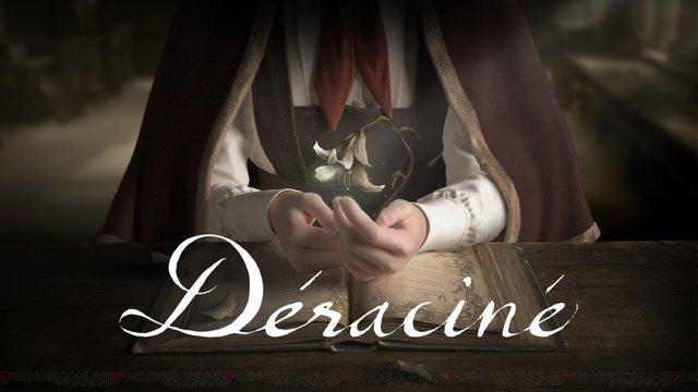 【ソニー×フロム新作】デモンズダクソの宮崎氏新作は幻想的な古典アドベンチャーを最新VR技術で描く「Déraciné」