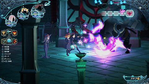 【朗報】PS4「リトルウィッチアカデミア」、大型アップデート配信で神ゲーに!
