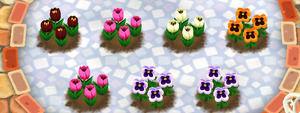 【ポケ森】切実に花の保護機能とか植え替えて保存機能付けて欲しい