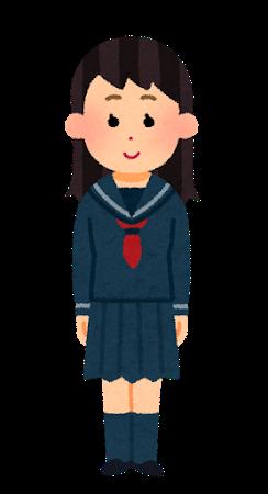 【悲報】女子高生の靴下、どんどん短くなる