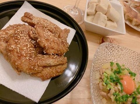 【!?】辻希美、夫が名古屋に行った日の夕食に名古屋風手羽先を作ってしまい炎上!?