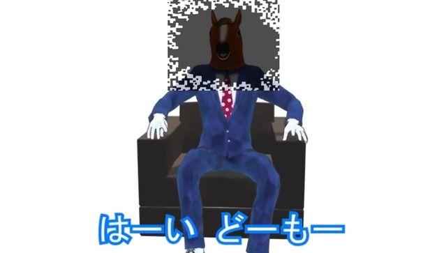 【.LIVE】ツイッターで話題になってるQRコードみたいな画像あるよね。あれをつけたばあちゃるさんの画像が欲しい。【ばあちゃる・Vtuber】