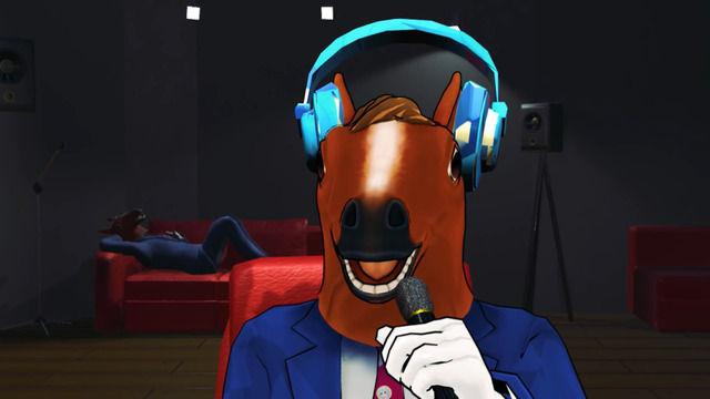 【.LIVE】みんなは馬のアニメで好きなシーンある?これは妄想が止まらない。【ばあちゃる・Vtuber】