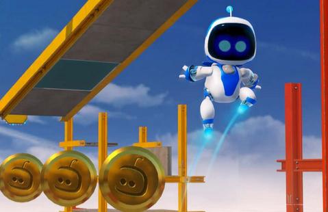 """【悲報】""""マリオに匹敵する""""革命3Dアクション「アストロボット」初週5000本以下"""