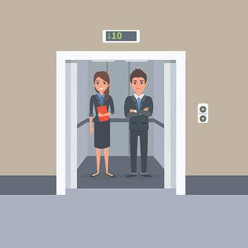 【紹介記事・エンタメ】 - 職場のエレベーターで「この人は仕事がデキる男」だと確信した行動3選