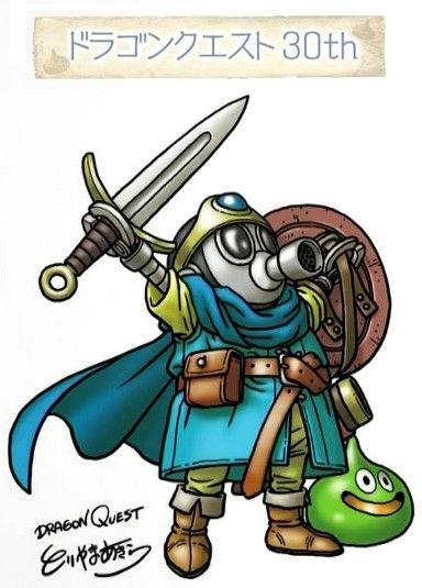 鳥山明さん「ドラクエの健全なキャラクターデザインには興味がない」