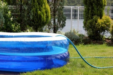 今年は絶対にプール出さない。何故なら去年…