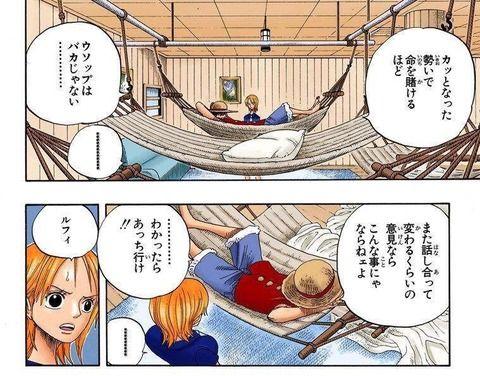 【ワンピース】尾田「W7編のルフィの性格大人っぽくしすぎた・・・せやっ!!」