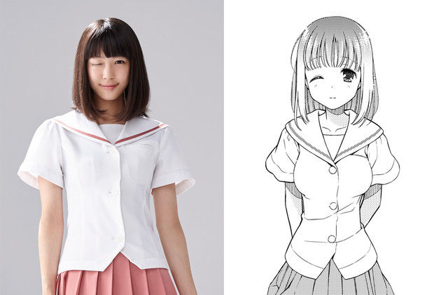 【エンタメ画像】実写版『咲-Saki-』オールスタッフ公開!!マジで全員可愛すぎる♪♪♪♪♪