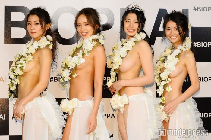 【エンタメ画像】「日本一美しいパイオツ」グランプリが決定。。。。。。。。。。。。