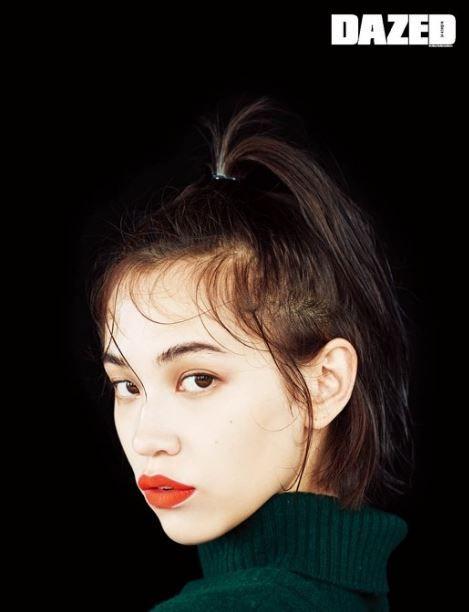 【エンタメ画像】水原希子が韓国誌に登場し流暢な韓国語を披露。。。。。