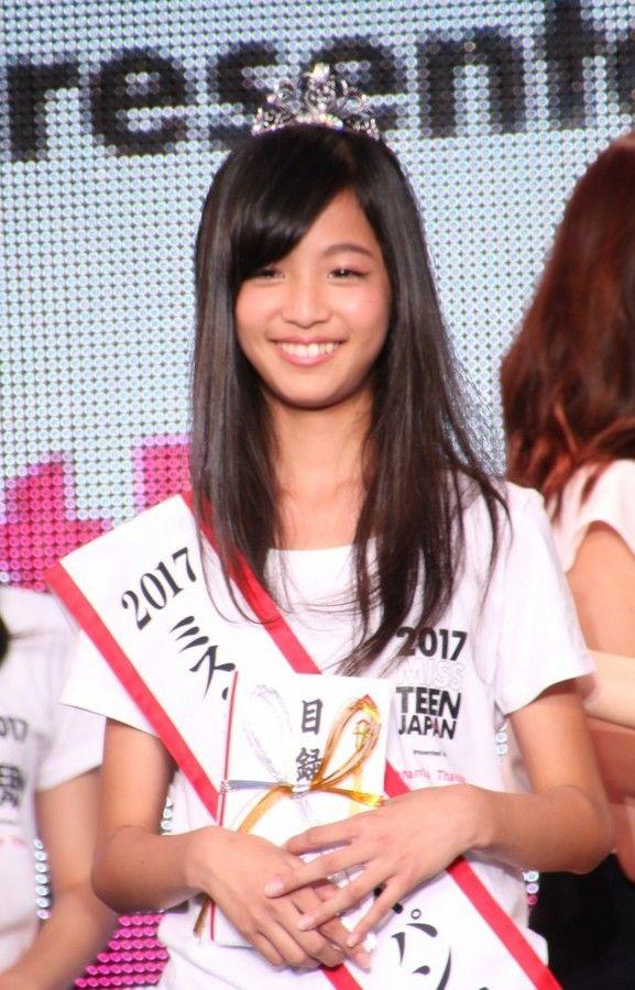 【エンタメ画像】10代限定「ミス日本」のグランプリ【12】をご覧ください
