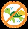 No Touching or Chasing Marine Life