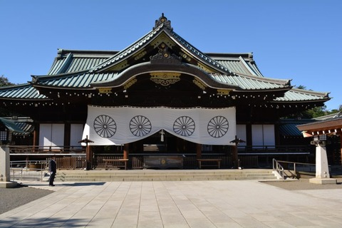 靖国神社1-1-1024x683