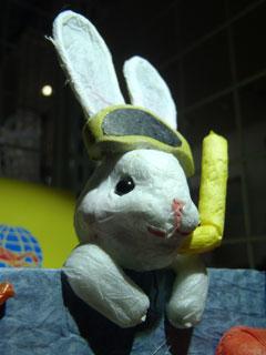 ウサギちゃん