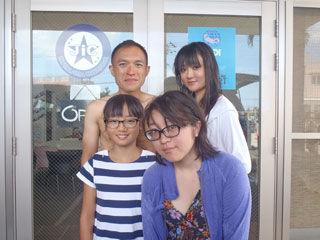 集合写真 家族