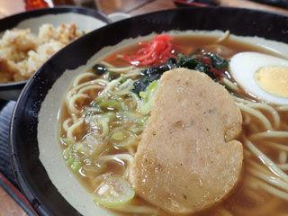 ラーメンチャーハン定食