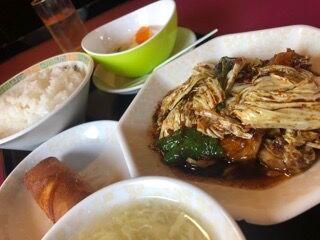 豚肉と野菜の辛子味噌炒め