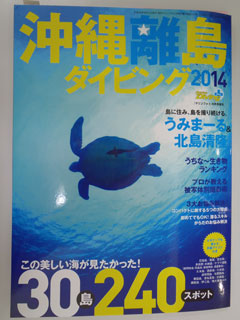 沖縄離島ダイビング2014
