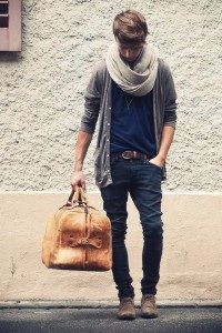 モテる男の服装1