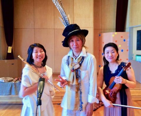 豊山町(教育委員会)主催ピヨピヨ・コンサート