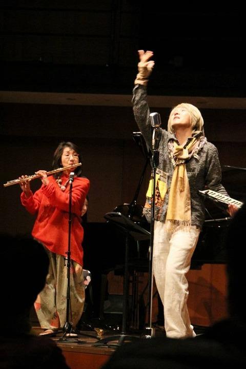 2/18 「ジギー ラテガの世界」コンサート 終了