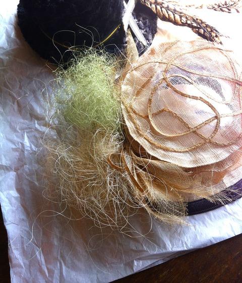 夏用ステージ帽子