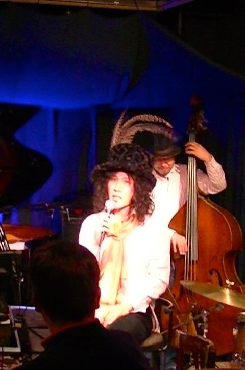 3/26 名古屋市 Jazz Spot スイングでのライブ写真