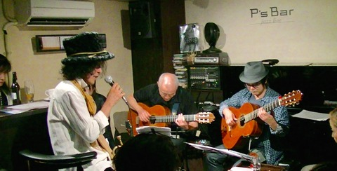 9/19 東京・池袋 P's Bar