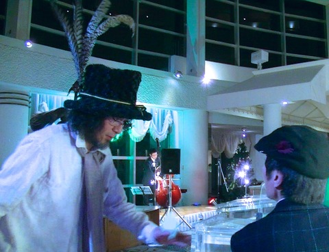 12月20日 三河湾リゾートホテル リンクス