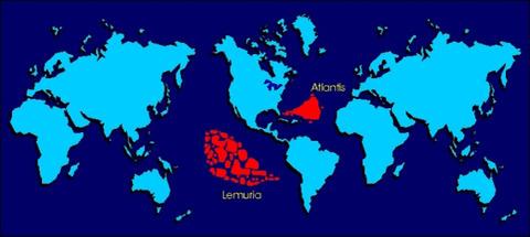 lemuriaatlantismap