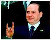 italian PrimMinister Berlusconi