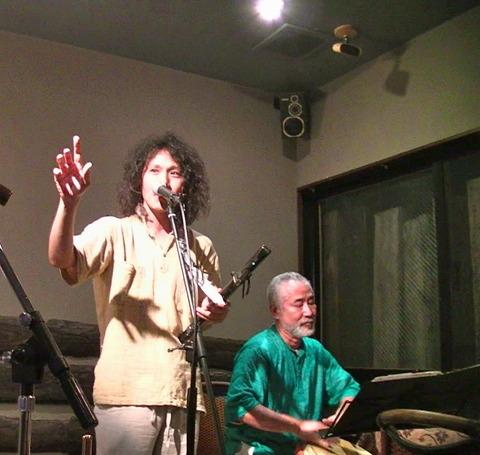 ライブ報告 8月30日(金) Mabo雅弥さんと共に。