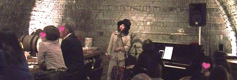 Bar& Bistro 共栄窯ライブ、ありがとうございました。