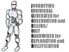 Cyborg J.I.G.O.K.U.H.E.N.
