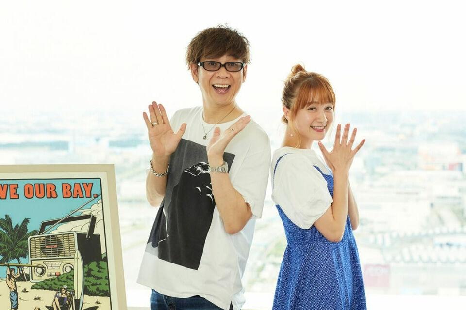【声優】山寺宏一、タレントの岡田ロビン翔子(28)と三度目の結婚へ