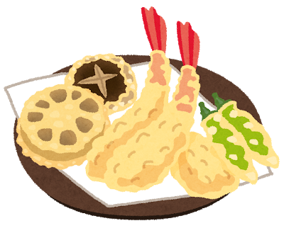 food_tenpura