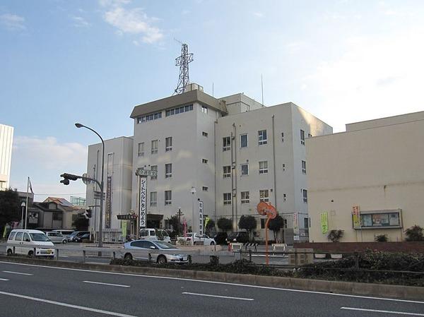 800px-Amagasaki-minami_Police_Station