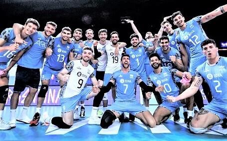 23 アルゼンチン