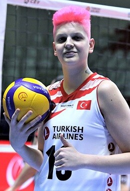 37 エブラル・カラクルト(トルコ)