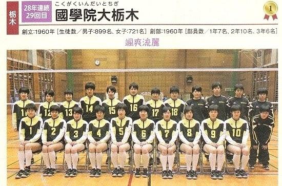①國學院栃木