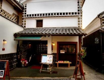 67古民家カフェ「茶房本通り四季」