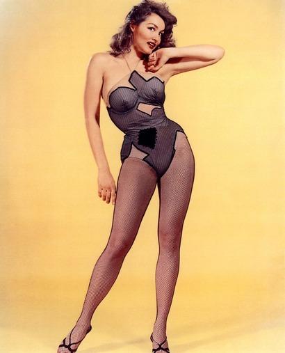 julie newmar nude illusion costume