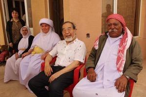 故郷を失い、がんで孫を失ったヤジッド教徒の老人が銃で自殺➁