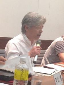 安保法案閣議決定_谷山さんコメント