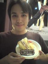 ケーキと私
